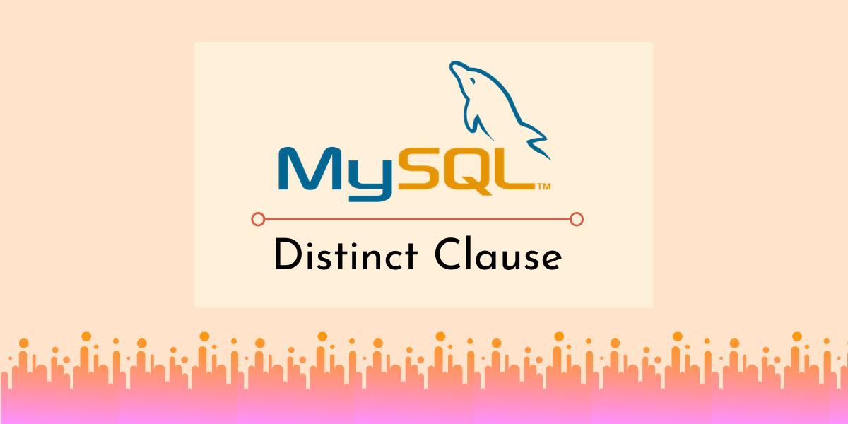 Sql Distinct Clause