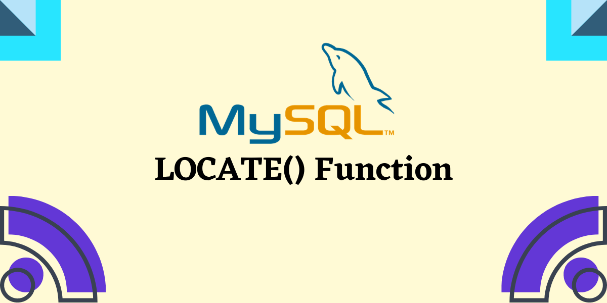 LOCATE Function