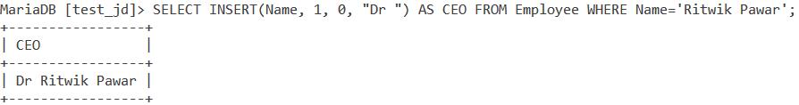 MySQL Insert Table 2
