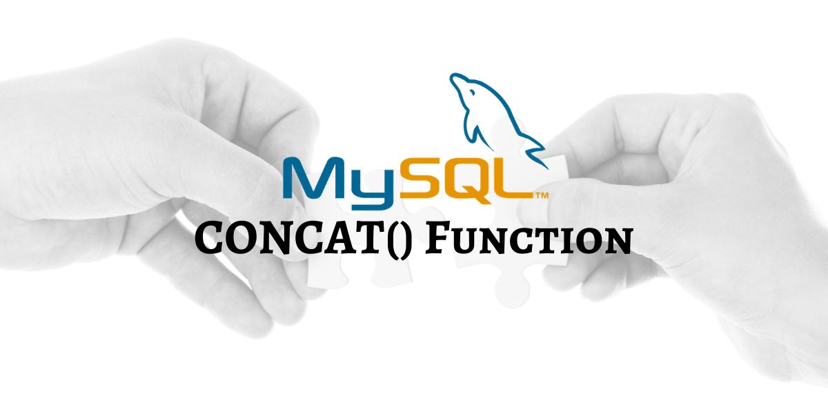 Mysql Concat