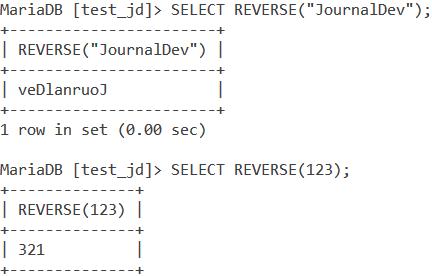 Reverse Basic Example