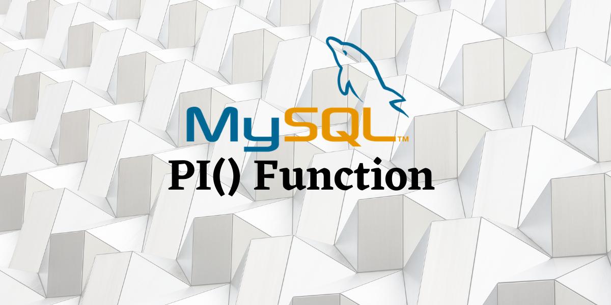 PI Function