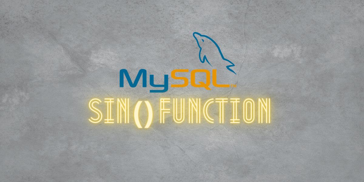 SIN Function