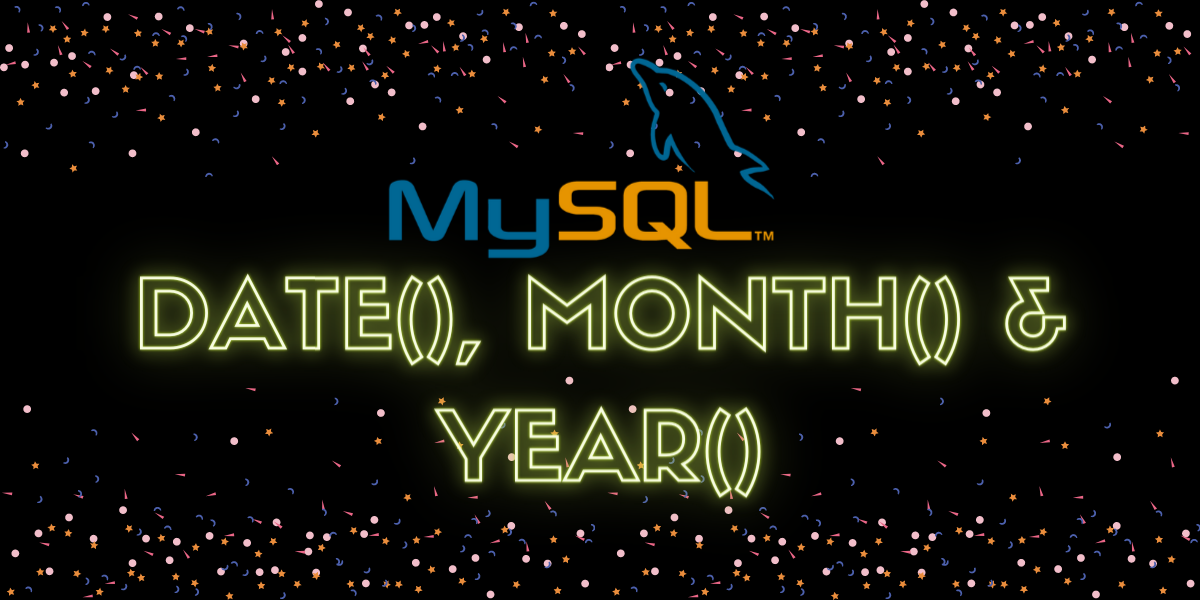 Date Month Year